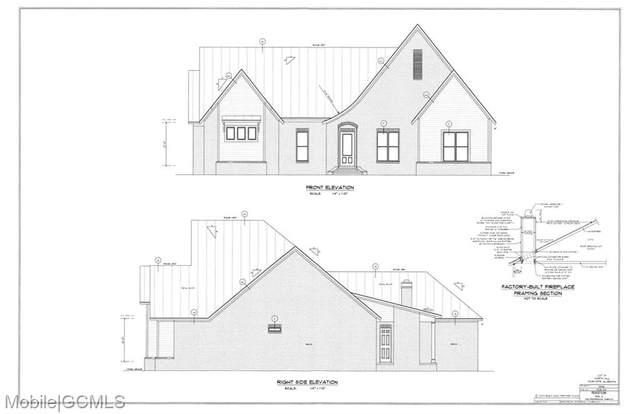 433 Leavie Lane, Fairhope, AL 36532 (MLS #645244) :: Berkshire Hathaway HomeServices - Cooper & Co. Inc., REALTORS®