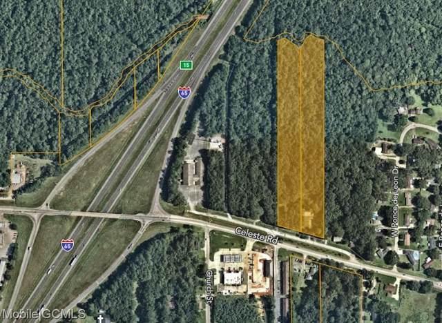 518 Celeste Road, Saraland, AL 36571 (MLS #645315) :: JWRE Powered by JPAR Coast & County