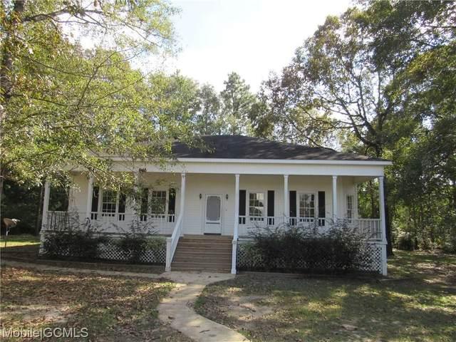 18398 Pine Ridge Drive, Citronelle, AL 36522 (MLS #645436) :: Mobile Bay Realty