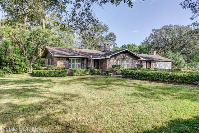 921 Cottage Hill Avenue, Mobile, AL 36693 (MLS #645475) :: Mobile Bay Realty