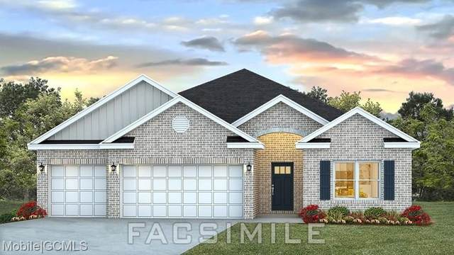 3356 Woodland Avenue, Saraland, AL 36571 (MLS #645494) :: JWRE Powered by JPAR Coast & County