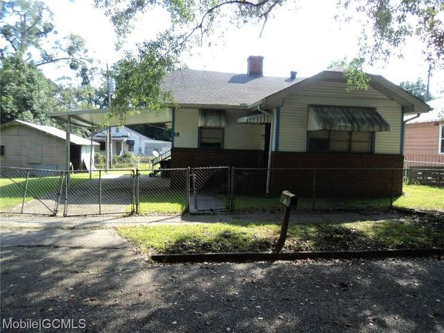 18 Southern Street, Chickasaw, AL 36611 (MLS #645566) :: Mobile Bay Realty