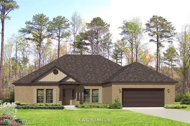 3356 Rogers Avenue, Saraland, AL 36571 (MLS #645636) :: JWRE Powered by JPAR Coast & County