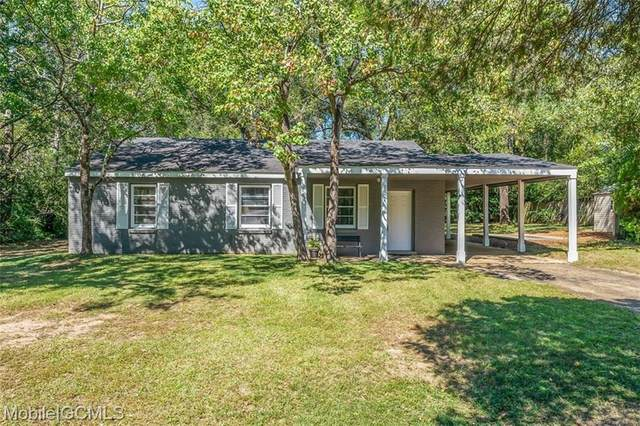 4670 Nelson Drive, Mobile, AL 36608 (MLS #645708) :: Berkshire Hathaway HomeServices - Cooper & Co. Inc., REALTORS®