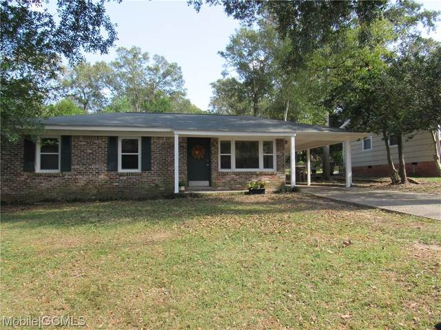 212 Norden Drive E, Mobile, AL 36608 (MLS #645766) :: Berkshire Hathaway HomeServices - Cooper & Co. Inc., REALTORS®