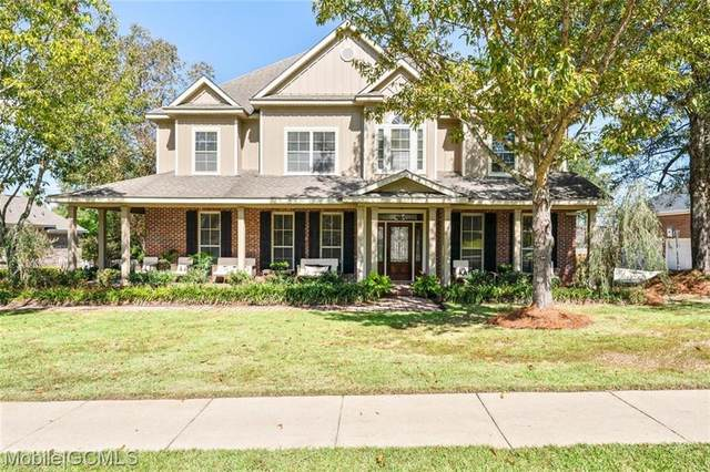 7162 Wynnridge Drive, Mobile, AL 36695 (MLS #645788) :: Berkshire Hathaway HomeServices - Cooper & Co. Inc., REALTORS®