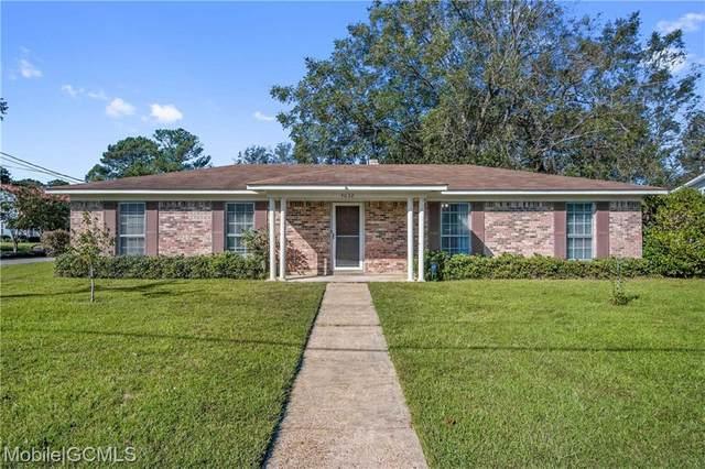 4032 Shana Drive, Mobile, AL 36605 (MLS #645802) :: Berkshire Hathaway HomeServices - Cooper & Co. Inc., REALTORS®