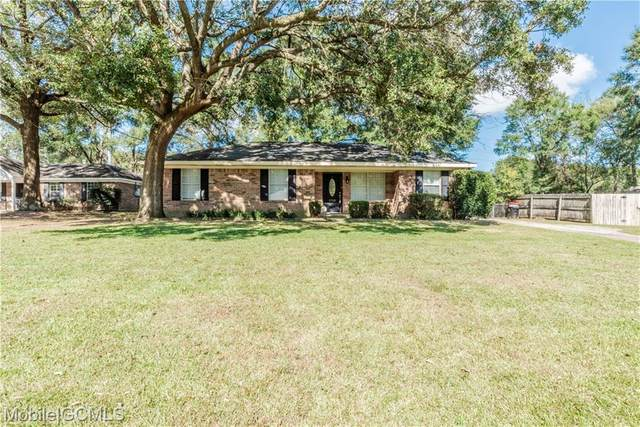 8750 Dutch Valley Court, Mobile, AL 36695 (MLS #645943) :: Mobile Bay Realty