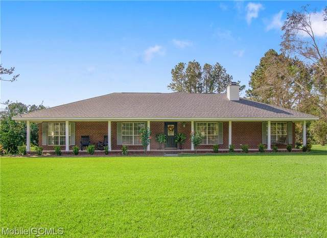 10967 Sky Lane, Fairhope, AL 36532 (MLS #645948) :: Berkshire Hathaway HomeServices - Cooper & Co. Inc., REALTORS®