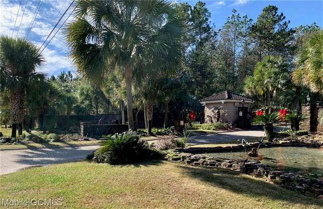 0 Canary Island Drive #30, Mobile, AL 36695 (MLS #645966) :: Elite Real Estate Solutions