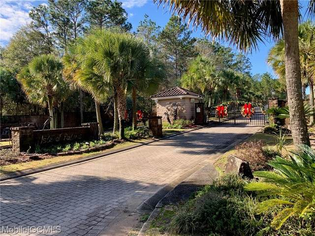 0 Canary Island Drive #25, Mobile, AL 36695 (MLS #645974) :: Mobile Bay Realty