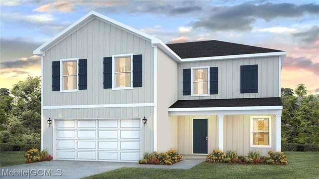 8119 Hilltop Court, Semmes, AL 36575 (MLS #645987) :: Mobile Bay Realty
