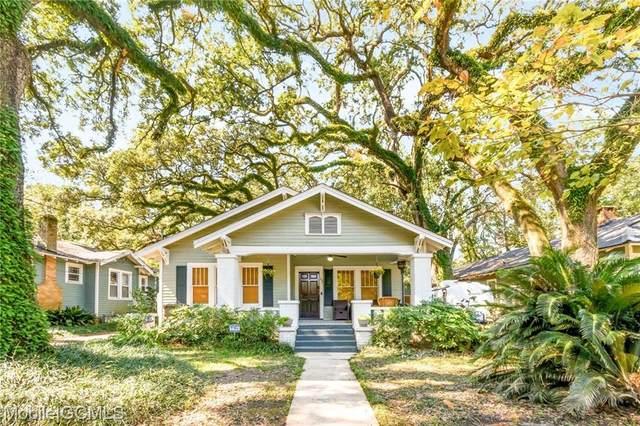 108 Glenwood Street, Mobile, AL 36606 (MLS #646007) :: Mobile Bay Realty