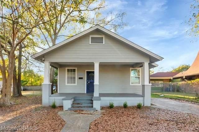 1701 Martin Luther King Jr Avenue, Mobile, AL 36617 (MLS #646008) :: Mobile Bay Realty