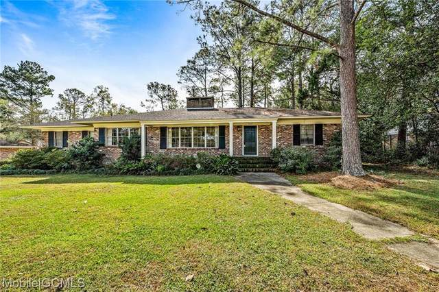 3597 Springwood Drive E, Mobile, AL 36608 (MLS #646100) :: Berkshire Hathaway HomeServices - Cooper & Co. Inc., REALTORS®