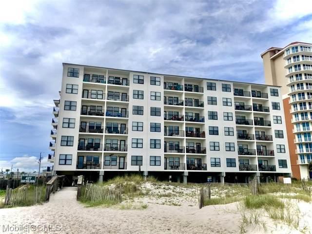 427 Beach Boulevard E #466, Gulf Shores, AL 36542 (MLS #646214) :: Mobile Bay Realty