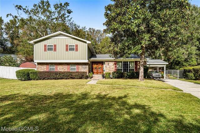 2650 Woodcliff Drive W, Mobile, AL 36693 (MLS #646217) :: Berkshire Hathaway HomeServices - Cooper & Co. Inc., REALTORS®