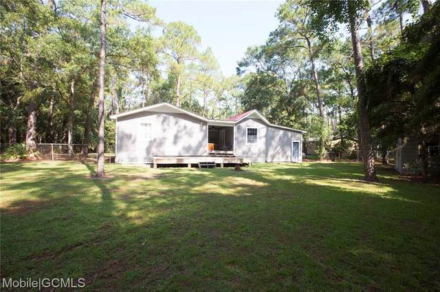 1105 Napoleon Place, Dauphin Island, AL 36528 (MLS #646291) :: Mobile Bay Realty