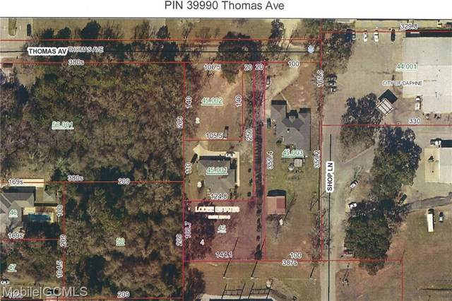 0 Thomas Avenue, Daphne, AL 36526 (MLS #646365) :: Berkshire Hathaway HomeServices - Cooper & Co. Inc., REALTORS®