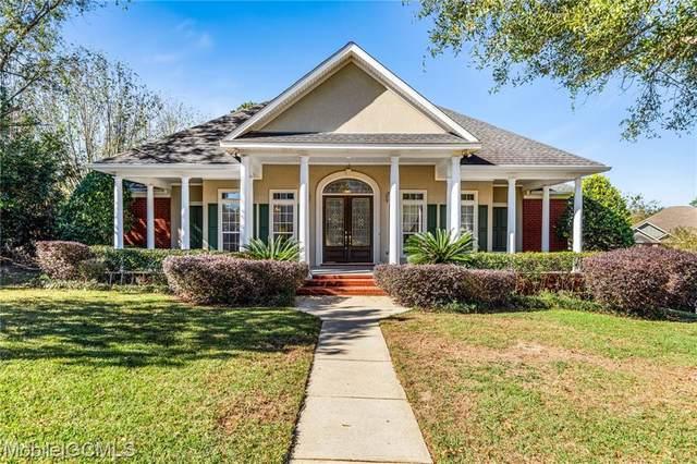 1840 Charlanda Court S, Mobile, AL 36695 (MLS #646367) :: Berkshire Hathaway HomeServices - Cooper & Co. Inc., REALTORS®