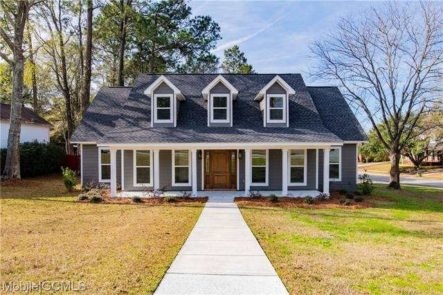 2100 Woodford Court, Mobile, AL 36695 (MLS #646409) :: Mobile Bay Realty