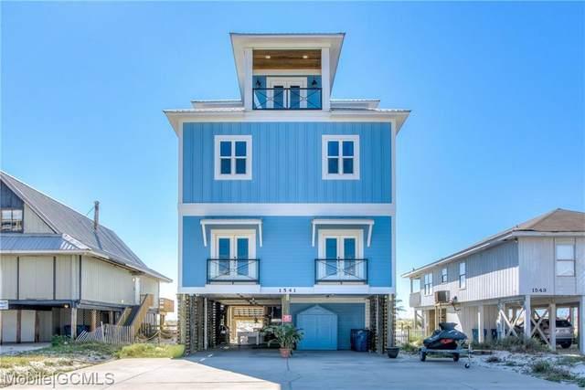 1541 Beach Boulevard, Gulf Shores, AL 36542 (MLS #646502) :: JWRE Powered by JPAR Coast & County