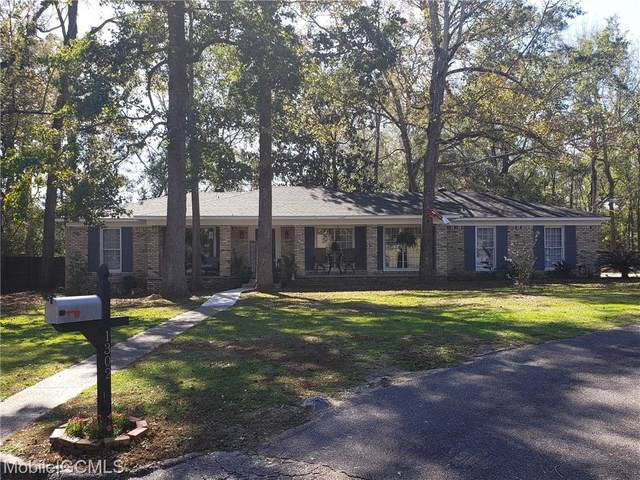 1302 Belle Chene Drive, Mobile, AL 36693 (MLS #646551) :: Berkshire Hathaway HomeServices - Cooper & Co. Inc., REALTORS®