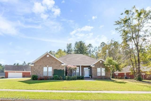 15 Tupelo Drive, Saraland, AL 36571 (MLS #646555) :: Berkshire Hathaway HomeServices - Cooper & Co. Inc., REALTORS®