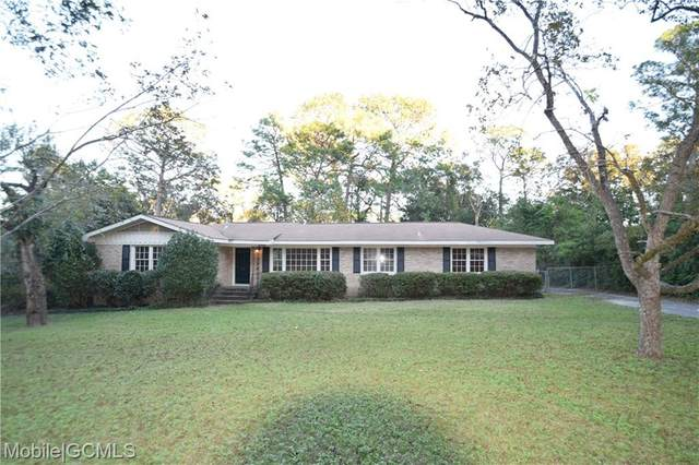 305 Thornton Place, Mobile, AL 36609 (MLS #646562) :: Mobile Bay Realty