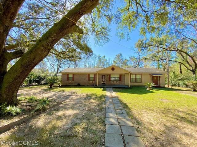 43691 John Mayes Road, Bay Minette, AL 36507 (MLS #646626) :: Elite Real Estate Solutions