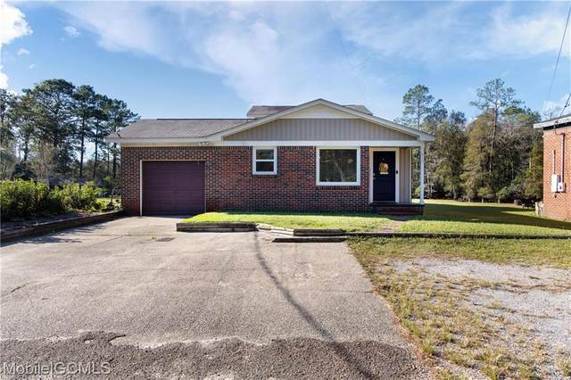 415 Bayou Sara Avenue, Saraland, AL 36571 (MLS #646627) :: Berkshire Hathaway HomeServices - Cooper & Co. Inc., REALTORS®