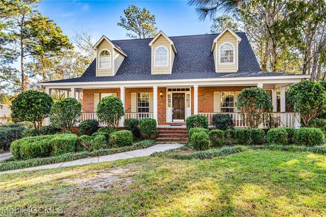 3313 Dundee Court, Mobile, AL 36695 (MLS #646642) :: Mobile Bay Realty