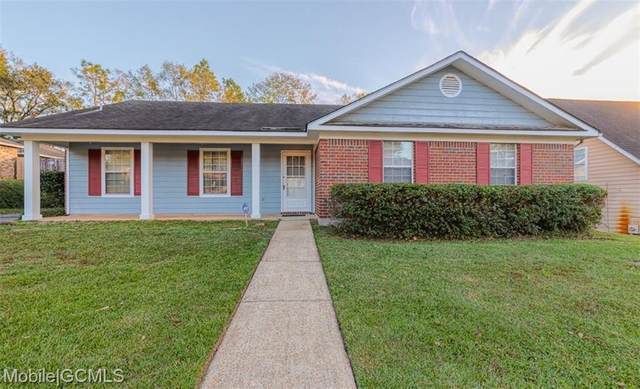 6149 Scenic West Drive, Mobile, AL 36693 (MLS #646646) :: Berkshire Hathaway HomeServices - Cooper & Co. Inc., REALTORS®