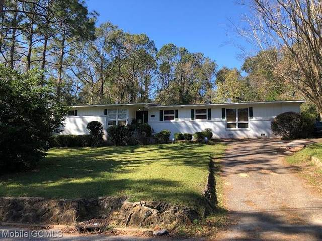413 Thornton Place, Mobile, AL 36609 (MLS #646704) :: Mobile Bay Realty
