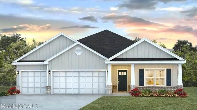 10505 Loamy Avenue, Mobile, AL 36695 (MLS #646705) :: JWRE Powered by JPAR Coast & County