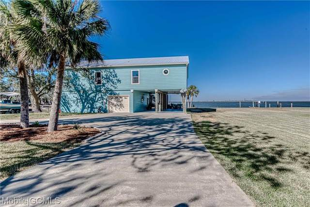 740 Cadillac Avenue, Dauphin Island, AL 36528 (MLS #646736) :: JWRE Powered by JPAR Coast & County