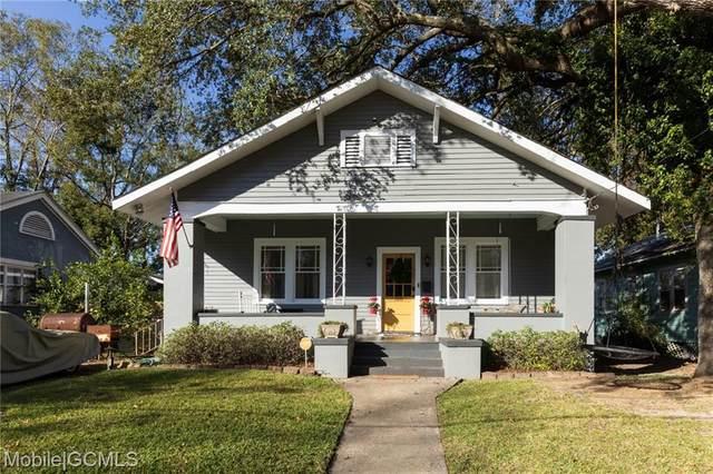 100 Lafayette Street, Mobile, AL 36604 (MLS #646742) :: Mobile Bay Realty