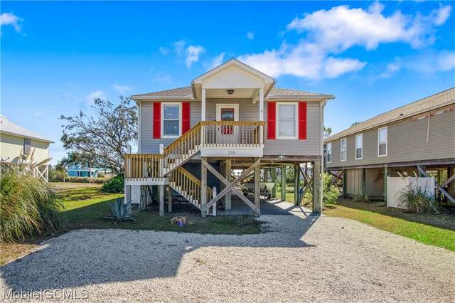 215 3RD Avenue W, Gulf Shores, AL 36542 (MLS #646769) :: JWRE Powered by JPAR Coast & County