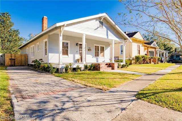 1562 Luling Street, Mobile, AL 36604 (MLS #646848) :: HergGroup Gulf Coast