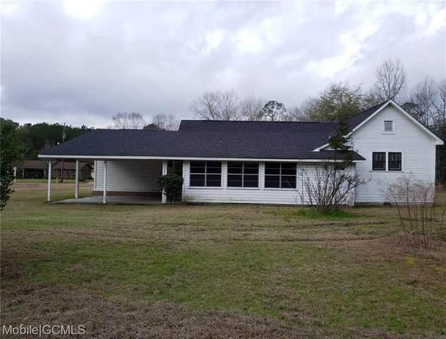 207 Simmons Circle, Brewton, AL 36426 (MLS #646849) :: JWRE Powered by JPAR Coast & County