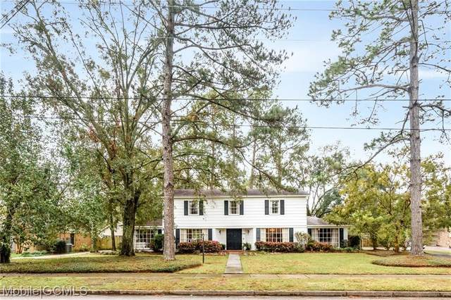 3759 Conway Drive S, Mobile, AL 36608 (MLS #646880) :: Mobile Bay Realty