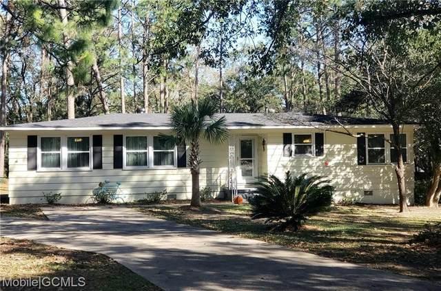 361 Bourgeois Circle, Mobile, AL 36609 (MLS #646906) :: Mobile Bay Realty