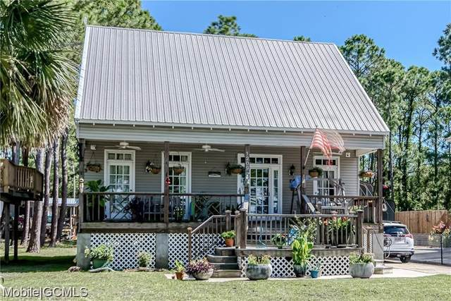1209 Desoto Avenue, Dauphin Island, AL 36528 (MLS #646932) :: Mobile Bay Realty