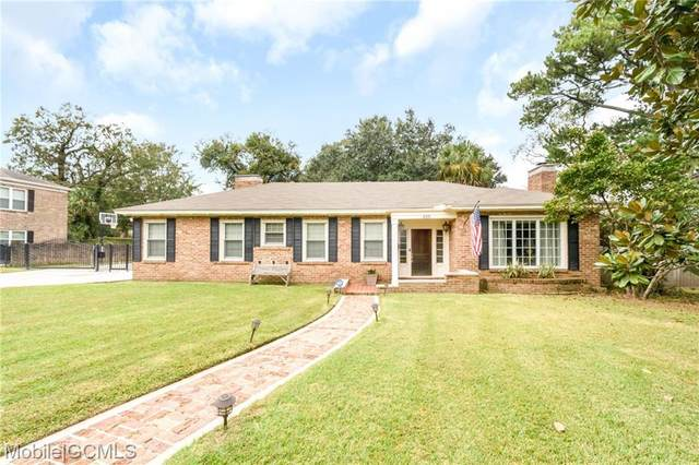 255 Woodlands Avenue, Mobile, AL 36607 (MLS #646956) :: JWRE Powered by JPAR Coast & County