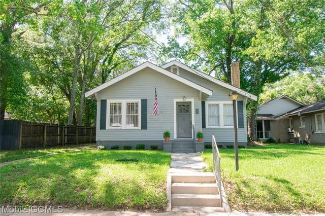 152 Hannon Avenue, Mobile, AL 36604 (MLS #646988) :: Berkshire Hathaway HomeServices - Cooper & Co. Inc., REALTORS®
