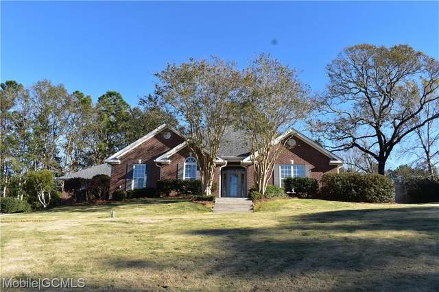 8418 Weatherford Court, Spanish Fort, AL 36527 (MLS #646993) :: Mobile Bay Realty
