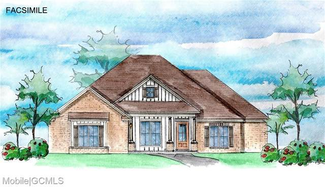 256 Garrison Boulevard, Fairhope, AL 36532 (MLS #647009) :: Berkshire Hathaway HomeServices - Cooper & Co. Inc., REALTORS®