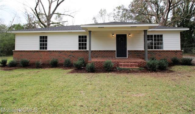 6360 Old Pascagoula Road, Theodore, AL 36582 (MLS #647018) :: Berkshire Hathaway HomeServices - Cooper & Co. Inc., REALTORS®