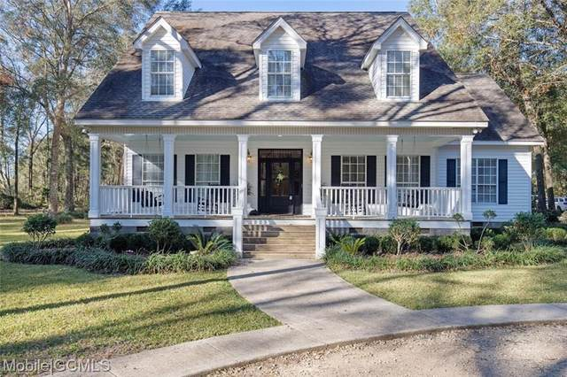 6701 Charlie Lane, Wilmer, AL 36587 (MLS #647028) :: Berkshire Hathaway HomeServices - Cooper & Co. Inc., REALTORS®