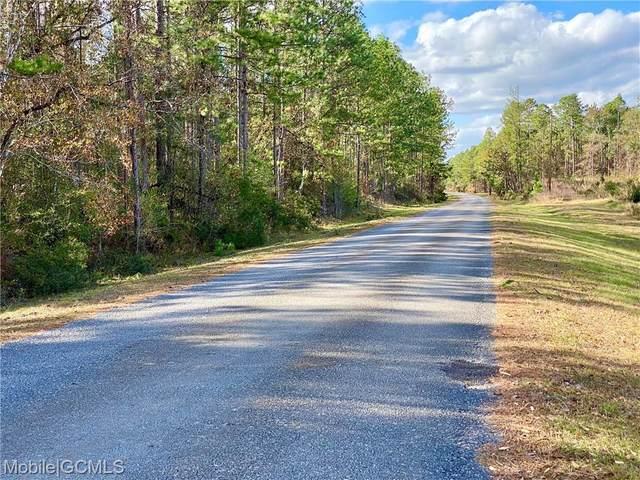 0 Abb Road, Chatom, AL 36518 (MLS #647102) :: Berkshire Hathaway HomeServices - Cooper & Co. Inc., REALTORS®